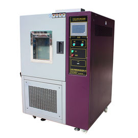 الصين LCD Touch Screen 80 - 1000L High and Low Temperature Programmable Temperature Environmental Test Chamber المزود
