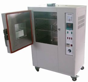 الصين Stainless Steel Paper Testing Equipments Anti - Yellowing Aging Test Chamber المزود