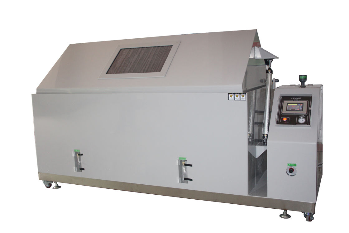 Touch Screen PLC Controlled Large Capacity Salt Spray Chamber for Battery Industry CNS 4158