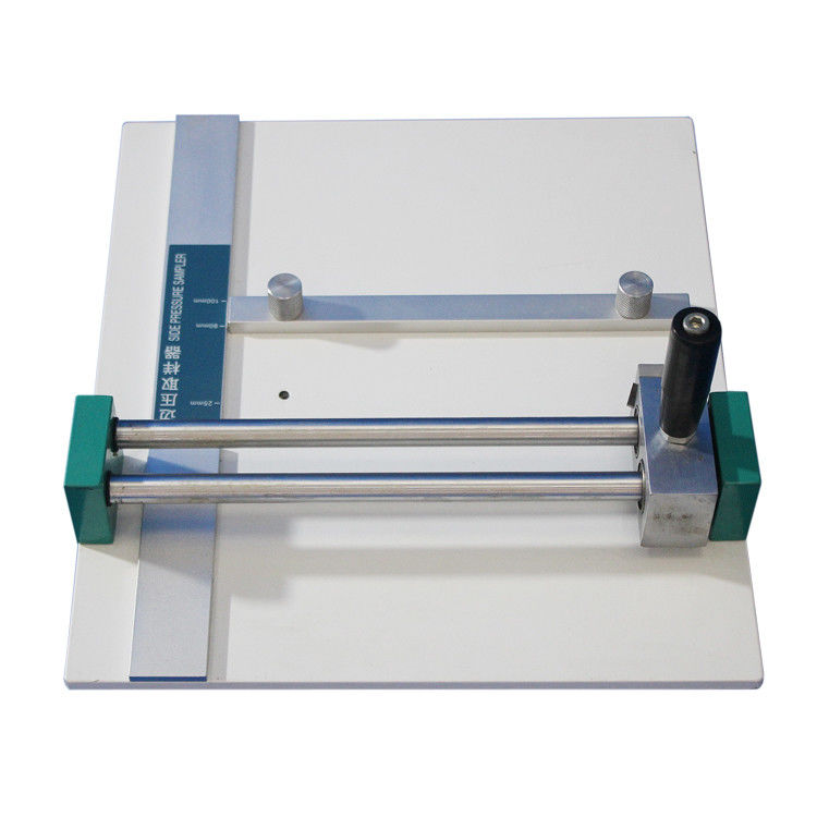 Paper Edge Compression Test Parallel Cutting Machine / Sample Cutter