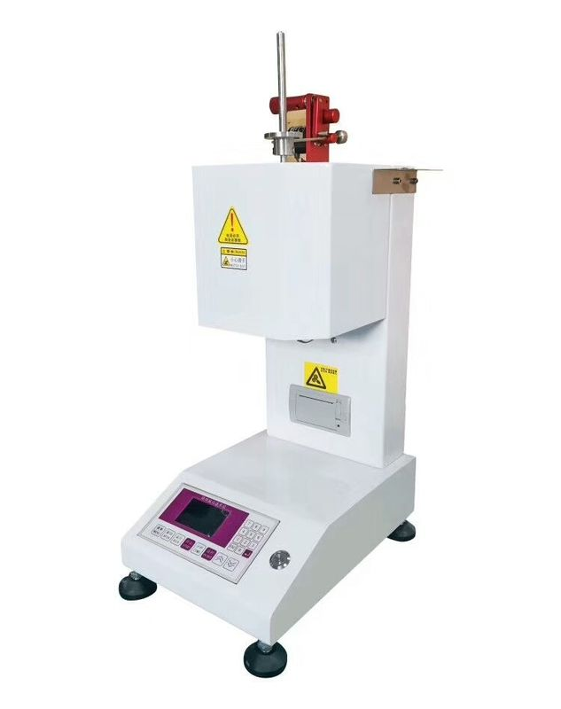 Melt Flow Rate MVR MFR Tester High Precision Temperature Control