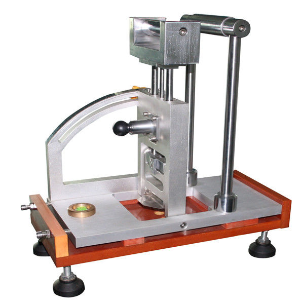 MarkII Skid Resistance Footwear Testing Equipment with ASTM-F1677 / Portable Type