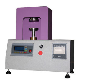 الصين 200KG Paper Testing Equipments , Vertical Compressive Strength Testing Machine موزع