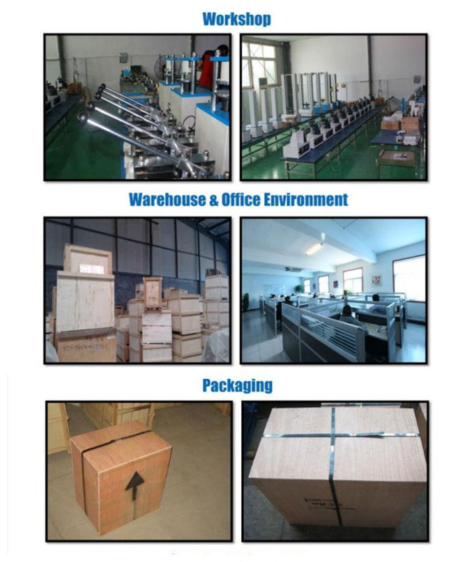 Leather Shoes Footwear Testing Equipment Cohesive Force Peeling With BS Standard