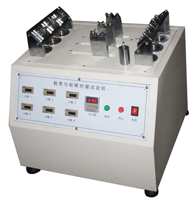 White Customize Electronic Test Equipment Lace And Eyerow Rubbing Resistance